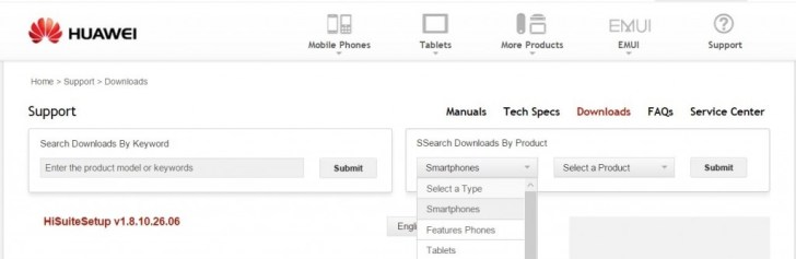 Huawei Mobile PC Suite Free download