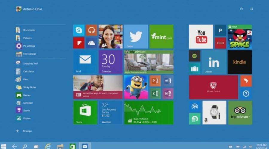 Windows 10 Technical Preview ISO Download