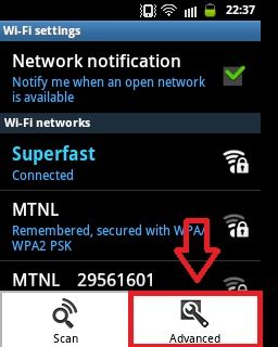How to Fix Obtaining IP Address Error in Android WiFi Problem - 1