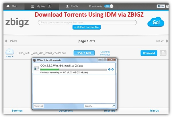How to Download Torrents in College