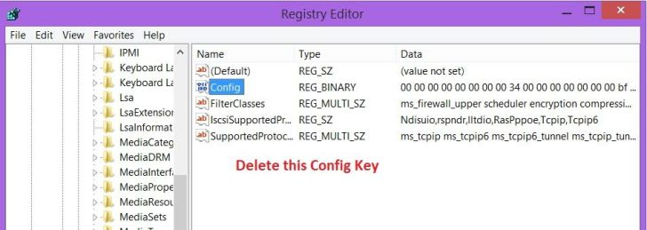 Network Connections Folder Empty 2