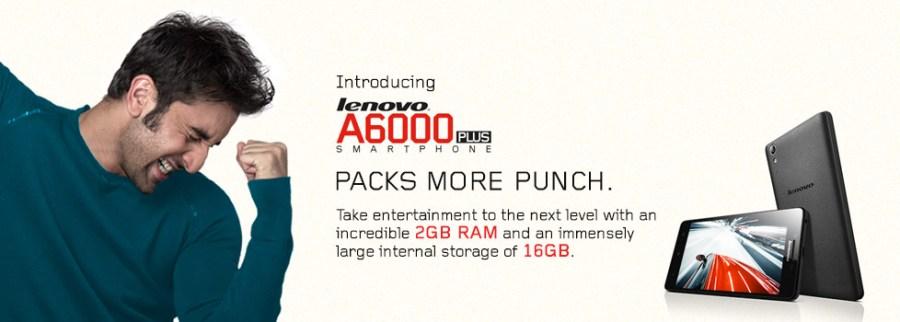 Lenovo A6000 Plus PC Suite