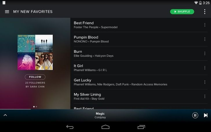 Spotify MOD APK Premium Download
