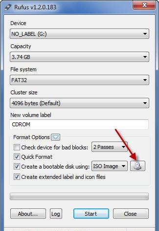 How to Create Windows 10 Bootable USB Flash Drive - Rufus