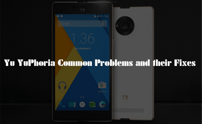 Yu YuPhoria Common Problems and their Fixes