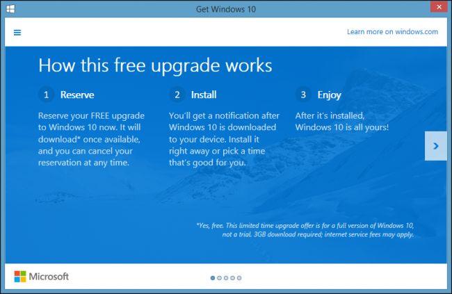 Get Windows 10 Icon