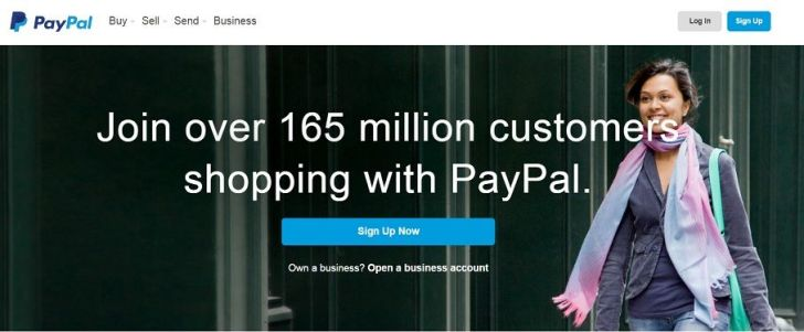 How to Create Paypal Account in India