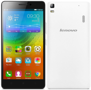 How to Take Screenshot on Lenovo A7000