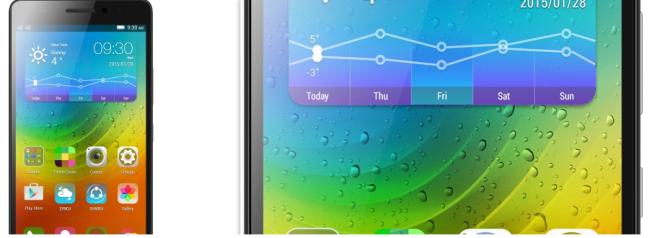 How to Take Screenshot on Lenovo K3 Note