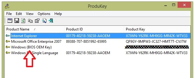 How to Find Windows Product Key in Windows.old