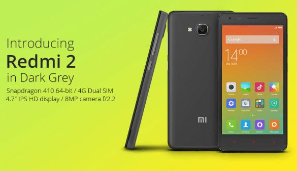 Best Android Smartphones Under Rs 5000 - Redmi 2