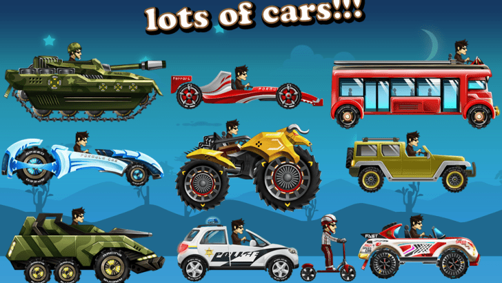 Download Up Hill Racing APK Free for Android