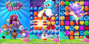 Download Jelly Blast APK free for Android