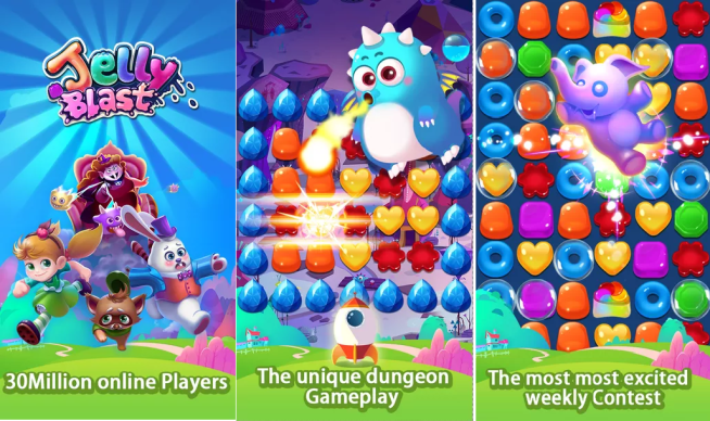 Jelly Blast APK Download for Android Free