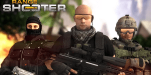 Range Shooter Mod APK Download (Unlimited Money/Ammo)
