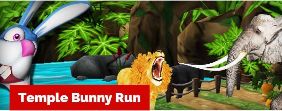 Download Temple Bunny Run MOD APK