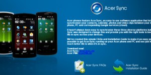Download Acer Liquid Z530 PC Suite USB Drivers Windows