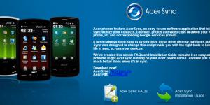 Download Acer Liquid Z530 PC Suite USB Drivers Windows