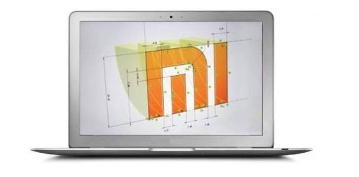 Xiaomi 12.5 inch Laptop to be Available From April 2016 @Rs 30,000
