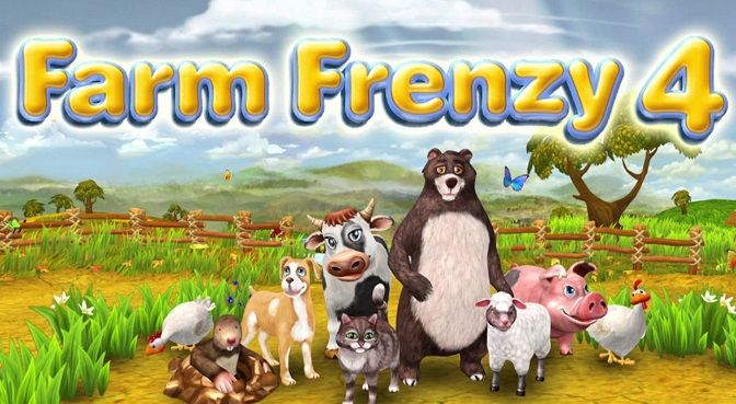 Best Farming Games For PC - Farm Frenzy 4