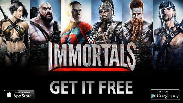Wwe Immortals Mod Apk Wwe Immortals For Pc Windows