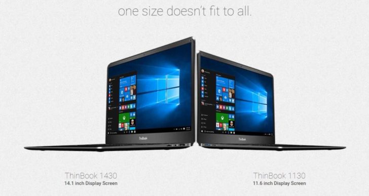 RDP Thinbook Review