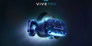 HTC Vive Pro – Insane Upgrade of 3K Resolution & Built In Headphones!