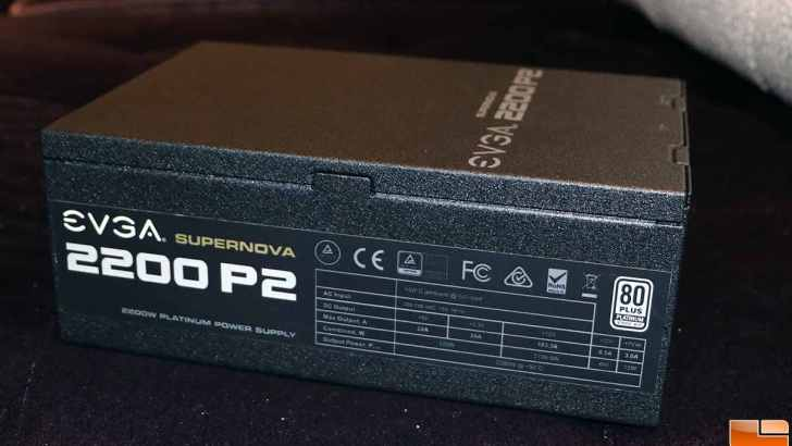EVGA's behemoth of a 2200W PSU can power 7x GTX 1080 Ti GPUs – Crypto Miners Dream!