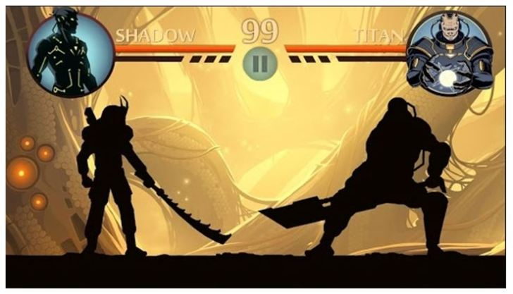 Best Free Mobile Games Without WiFi - Shadow Fight