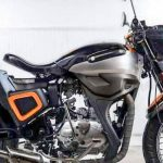 Royal Enfield Classic 350 Modified As A Single Seater Cruiser Details