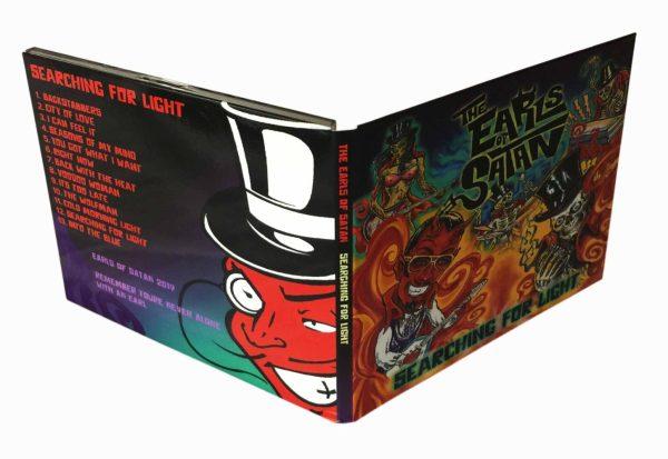 4 Panel CD Digipak Printing with booklet | Rush Media Print