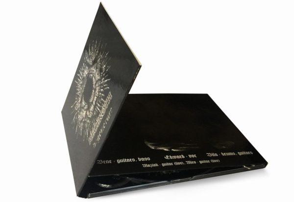 6 panel cd digipak printing and duplication service in London | Rush Media Print