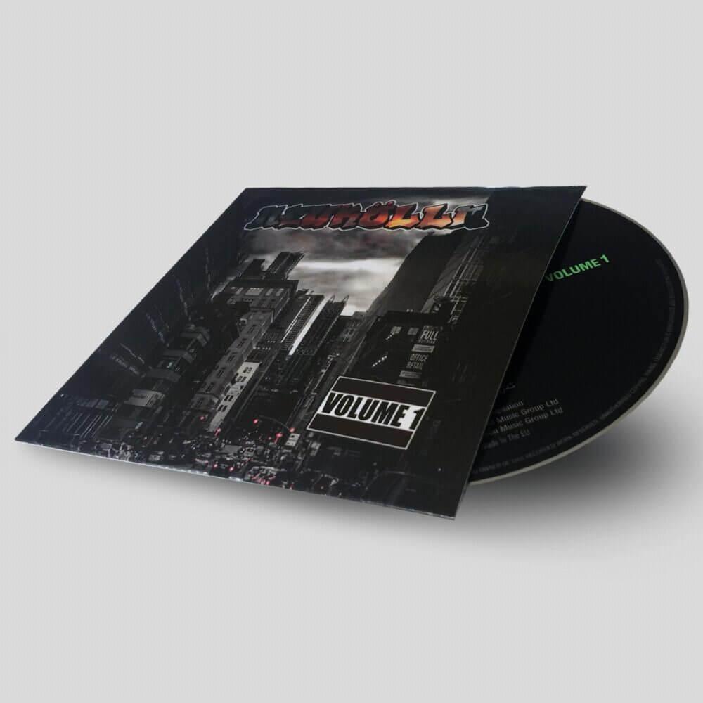 printed cd sleeve and cd duplication in London | Rush Media Print