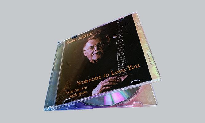 slimline jewel case cd