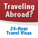 Travel visas Country