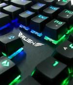 Rush RK909 Oyuncu klavye resmi