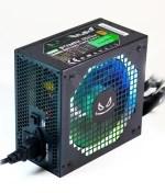 Rush RPSM7510 PUNCH RGB 750W Tam Moduler Güç Kaynağı 14cm Fan RGB Power Supply resmi