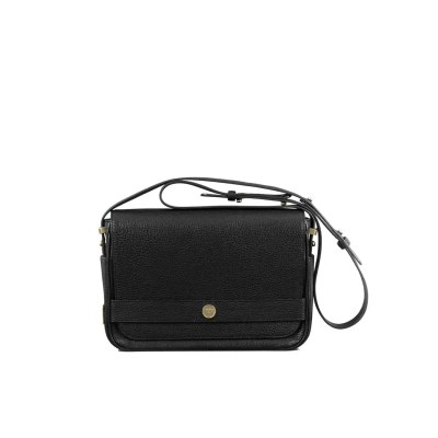 black Kimmie Bag Soft Goat Leather scaled e1589976706323