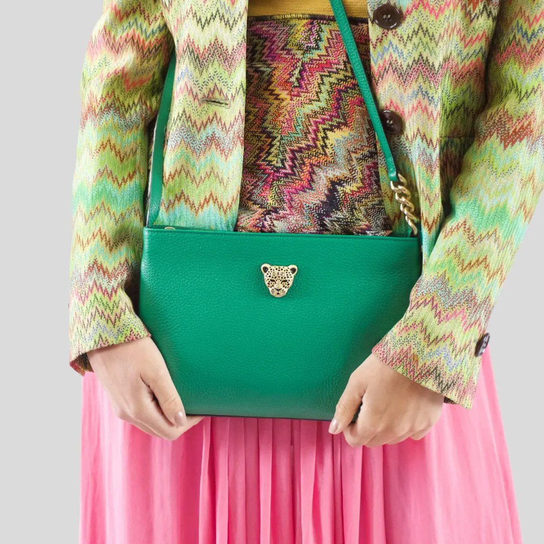 Green Bag Styling