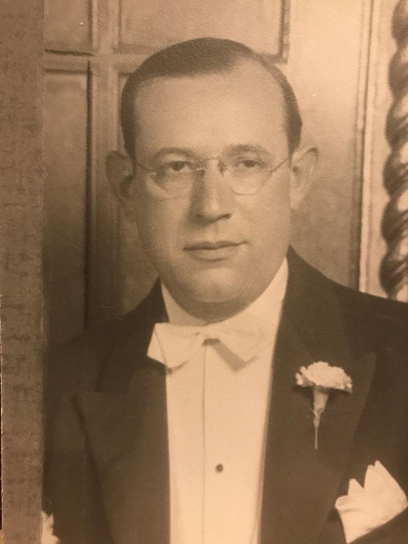 Harry Ruskin