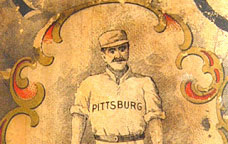 Solomon Klinordlinger Hit a Home Run in Pittsburgh