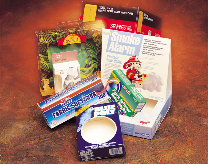Consumer Packaging Solutions