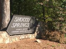 Always a pleasure to be at Shocco!