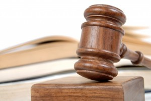 Personal Injury Attorney in Orange County - gavel and book