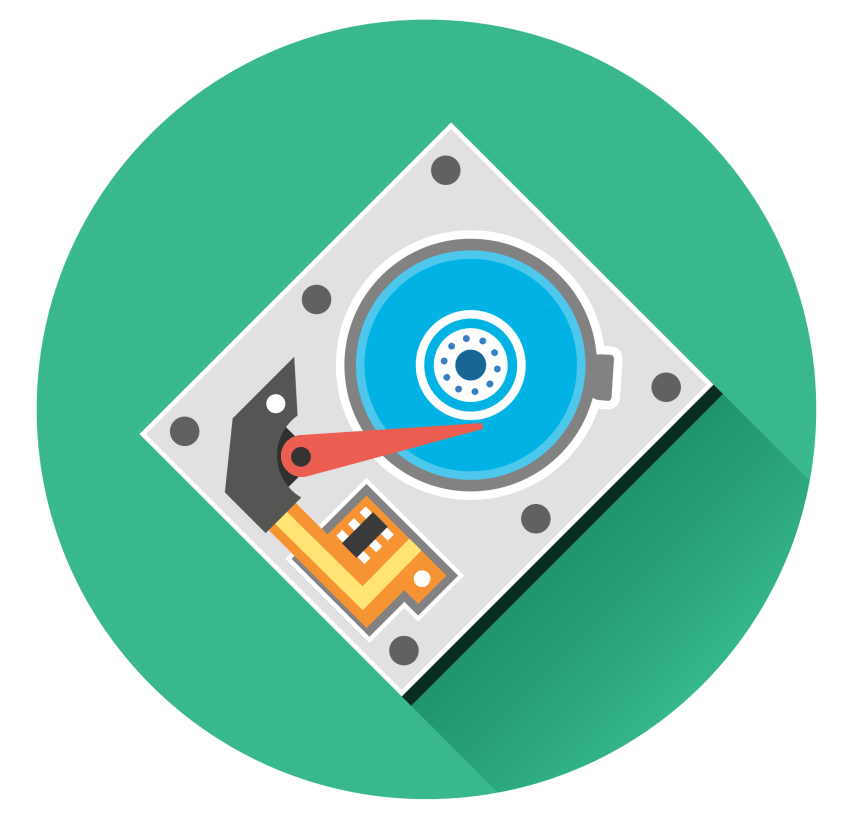 Data Recovery Icon