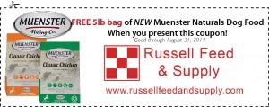 RussellMuensterCoupon