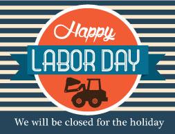 Closed Labor Day