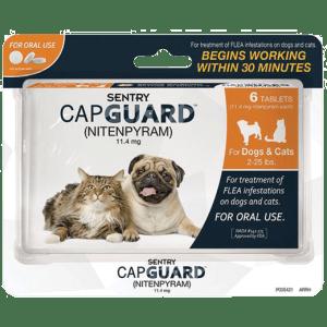 Capguard Flea Control