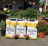 Fertilize organically