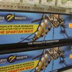 Spartan Mosquito